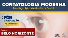 Pós-Graduação | Contatologia Moderna - Tecnologia Aplicada a Lentes de Contato [Belo Horizonte]