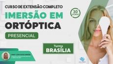 Curso Presencial Completo de Imersão em Ortóptica - Brasília/DF