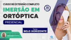 Curso Presencial Completo de Imersão em Ortóptica - Belo Horizonte/MG