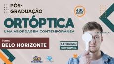 Pós-Graduação | Ortóptica - Uma Abordagem Contemporânea - Belo Horizonte/MG