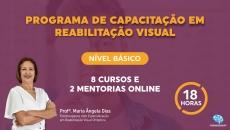 Nível Básico - Programa de Capacitação em Reabilitação Visual