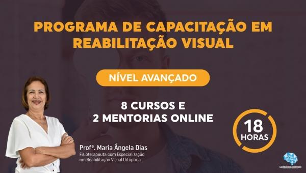 Avançado - Programa de Capacitação em Reabilitação Visual