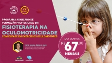 Programa Avançado de Formação Profissional em Fisioterapia na Oculomotricidade