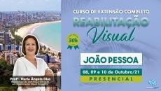 Curso Presencial Completo de Reabilitação Visual - João Pessoa/PB