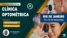 Imersão Prática em Clínica Optométrica - Rio de Janeiro/RJ