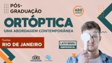 Pós-Graduação | Ortóptica - Uma Abordagem Contemporânea - Rio de Janeiro/RJ