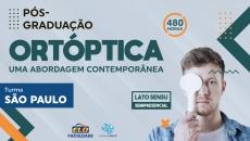 Pós-Graduação | Ortóptica - Uma Abordagem Contemporânea - São Paulo/SP