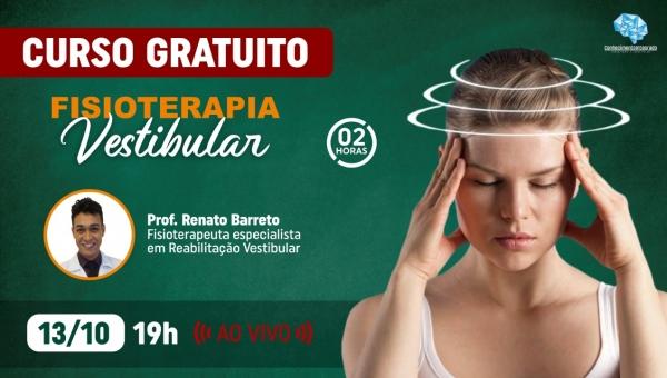 Fisioterapia Vestibular (Gratuito)