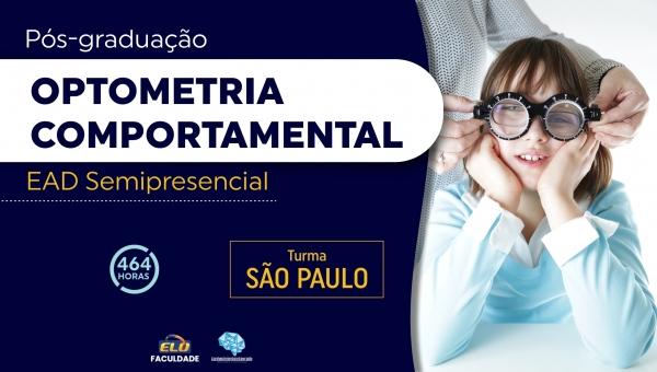 Pós-graduação em Optometria Comportamental - São Paulo/SP