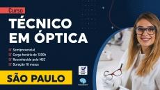 Curso Técnico em Óptica  - São Paulo/SP