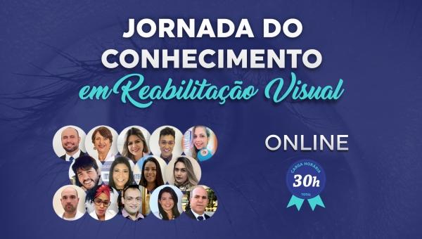 Jornada do Conhecimento em Reabilitação Visual