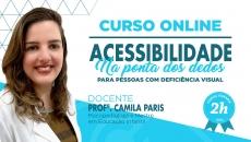 Acessibilidade na Ponta dos Dedos para Pessoas com Deficiência Visual