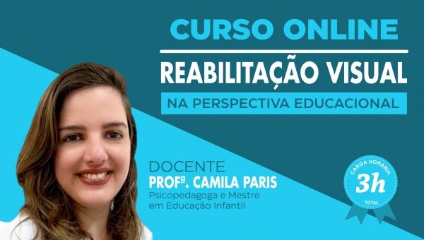 Reabilitação Visual na Perspectiva Educacional